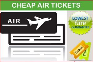 Airline Ticket-How to Save Money on Air Travelling