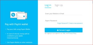 Paytm-Login to Paytm with Mobile or Email