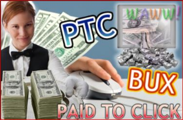 PTC Websites-How to make money with PTC Sites