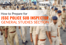How to Prepare for JSSC Police Sub Inspector General Studies Section