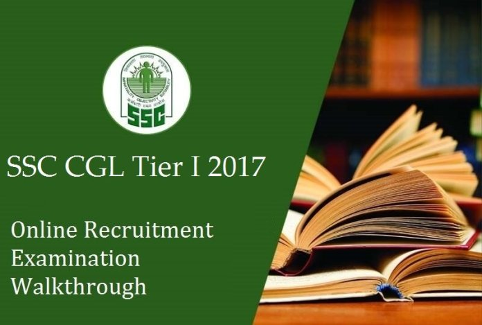 SSC CGL Tier 1 Walkthrough: Directions for Online Examination