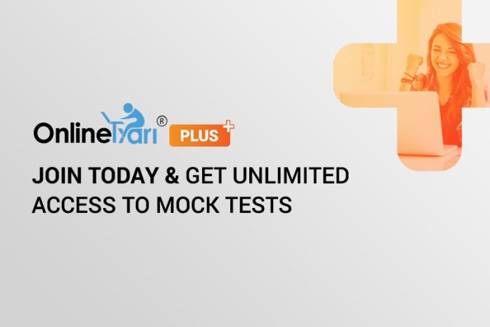 OnlineTyariPlus: Join Today and Get Unlimited Access to Mock Tests