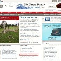 News Article Still 'Editors' Pick' After Over a Month