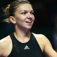 Simona Halep defeats Serena Williams in the WTA Championships from Singapore