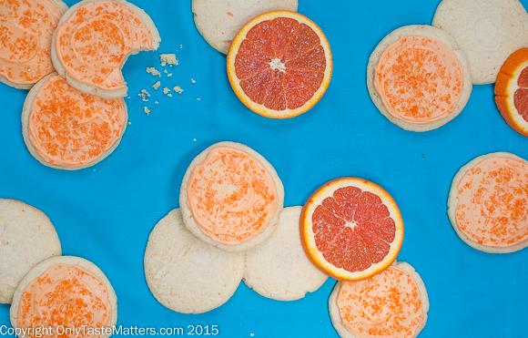 Orange Creamsicle Sugar Cookies make me dream of summer! #gfree