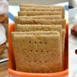 Pumpkin Spice Graham Crackers | Savoring Saturdays
