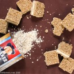 No-Bake Maple & Brown Sugar Bars & Giveaway