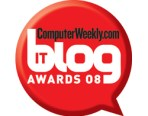 Computer Weekly IT blog awards logo