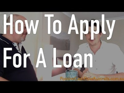 How To Apply For A Loan – A Step by Step Walkthrough (Ep80)