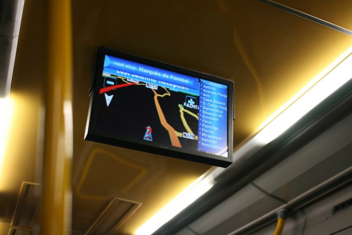 Onsign - Metro