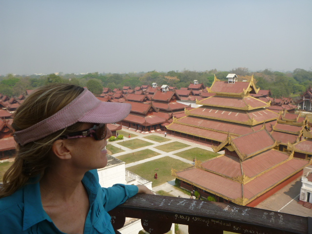 Traveling through Mandalay in Myanmar (Burma) - On the Horizon Line with Brianna Randall and Rob Roberts