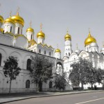 on the road to moscow - russia- - Annunciation cathedral