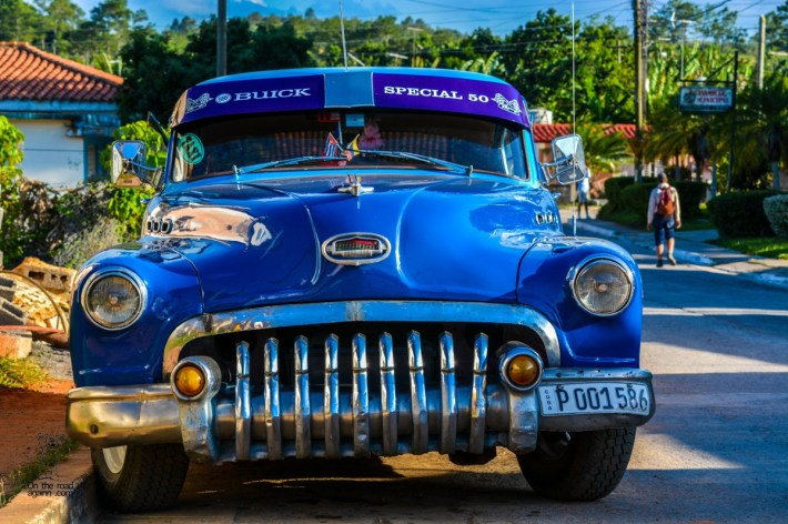 on the road to Cuba-car-2