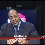 OTS, 01/16/12-MLK Day: Senator John Sampson, Part 1