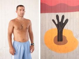 Rebibbia on the walls - arte pubblica nella sezione di Alta Sicurezza