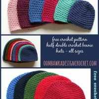 Crochet Hat Pattern - Free Crochet Pattern