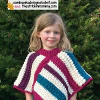 Crochet with Us - Fall Poncho CAL Introduction Post