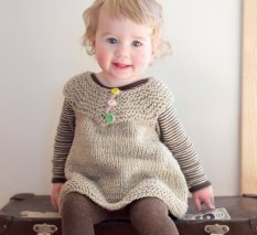 Plain Tunic - Sweet Pickles - Book Review -