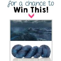 Expression Fiber Arts - Luxury Yarn Giveaway