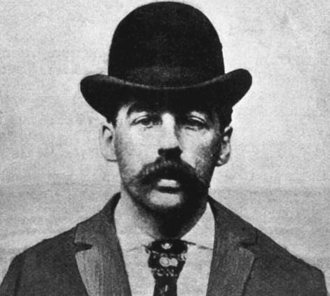 Sjarmøren og seriemorderen H.H. Holmes skal spilles av Leonardi DiCaprio.