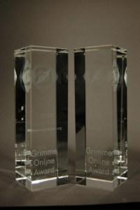 Der Grimme Online Award 2008 [Foto: Elya/Wikipedia (CC BY-SA 3.0)]