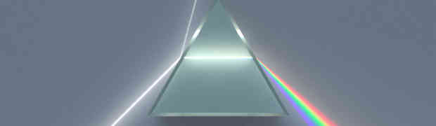 This PRISM Shows Both Blue and Red