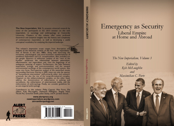 EMERGENCY AS SECURITY: Liberal Empire at Home and Abroad