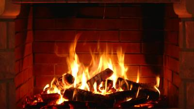 The Log Fire – Open Clasp's Blog