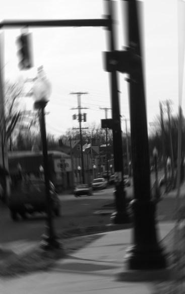 Slender Man in Eastown
