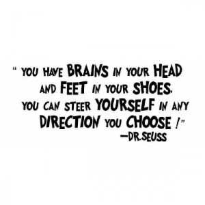 Dr. Seuss had it right! At Open Doors, we believe teens should have the power to decide which way to go.