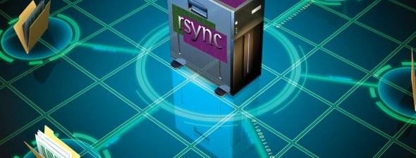 Rsync data backup