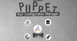 Here is puppet your configuration manager