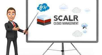 Scalr: The Efficient Cloud Management Tool