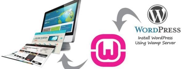 Install WordPress Wamp Server
