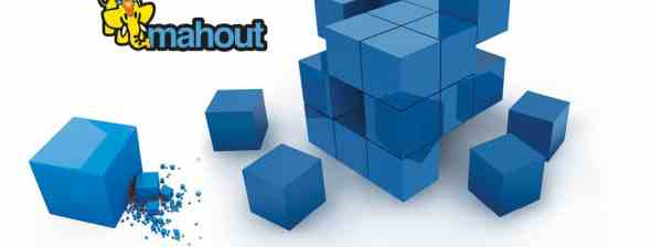 Mahout Data cluster