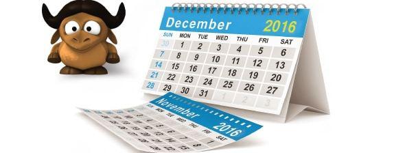 GNU Calendar