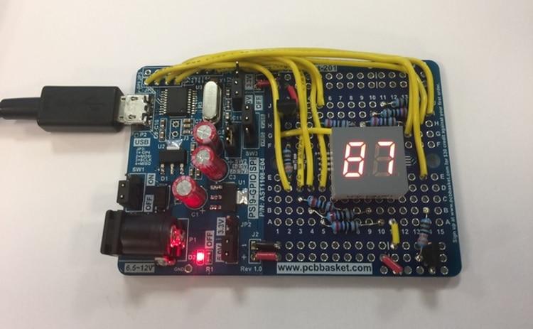 ProtoLeap board