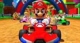 TensorFlow brings self-driving to Mario Kart