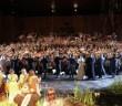 G. Rossini: La donna del lago, Rossiniho operný festival v Pesare, 2016, klanačka po predstavení, foto: ROF