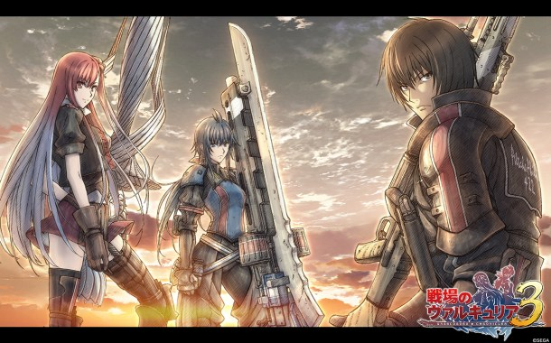 Valkyria Chronicles III wallpaper (1280 x 800)