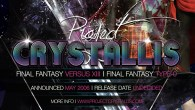 Want FF Type-0 & Versus information? Project Crystallis, a campaign working for that, gets an official website!