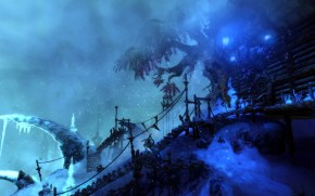 Trine 2 DC Europe - Snowy Mountain