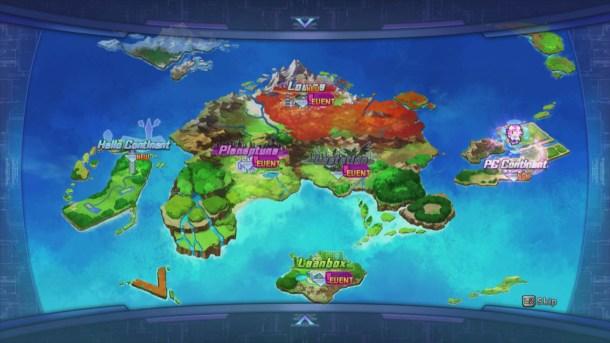 Hyperdimension Neptunia Victory | Screen shot 1