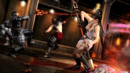 Ninja Gaiden 3: Razor's Edge Screenshot 8