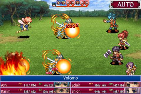 Alphadia Battle 2