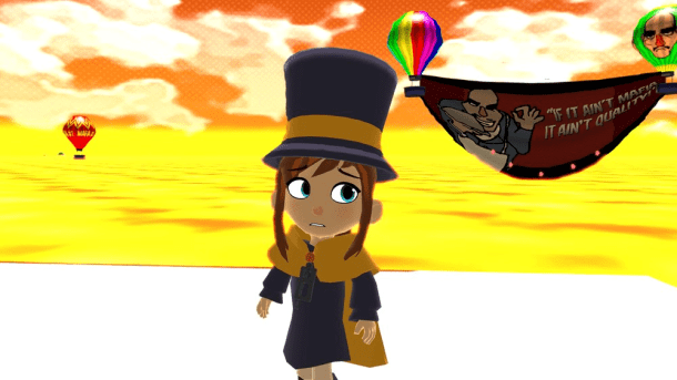 Crowdfunding - A Hat in Time