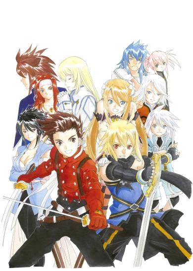 Tales of Symphonia Chronicles | oprainfall