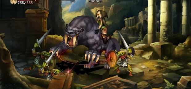 Dragon's Crown | Beast