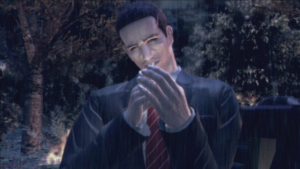 Deadly Premonition The Director's Cut | York smoking