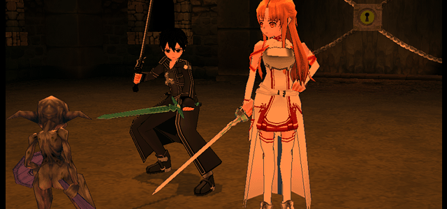 Sword Art Online on Mabinogi - oprainfall